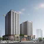 Tổng quan chung cư Mễ Trì Plaza. Đường Lương Thế Vinh