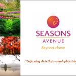 Vì sao nên lựa chọn Seasons Avenue Mỗ Lao