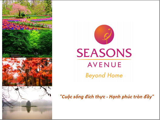 vi sao nen chon chung cu seasons avenue