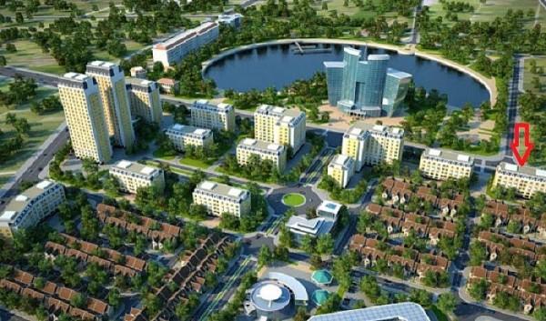chung cu c37 bo cong an bac ha tower le van luong nam trong quy hoach khu do thi phung khoang