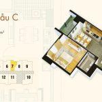 Thiết kế chung cư C37 Bộ Công An – Bắc Hà Tower