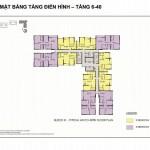 Thiết kế Tòa S1 – Chung cư Seasons Avenue (CT9 Mỗ Lao)