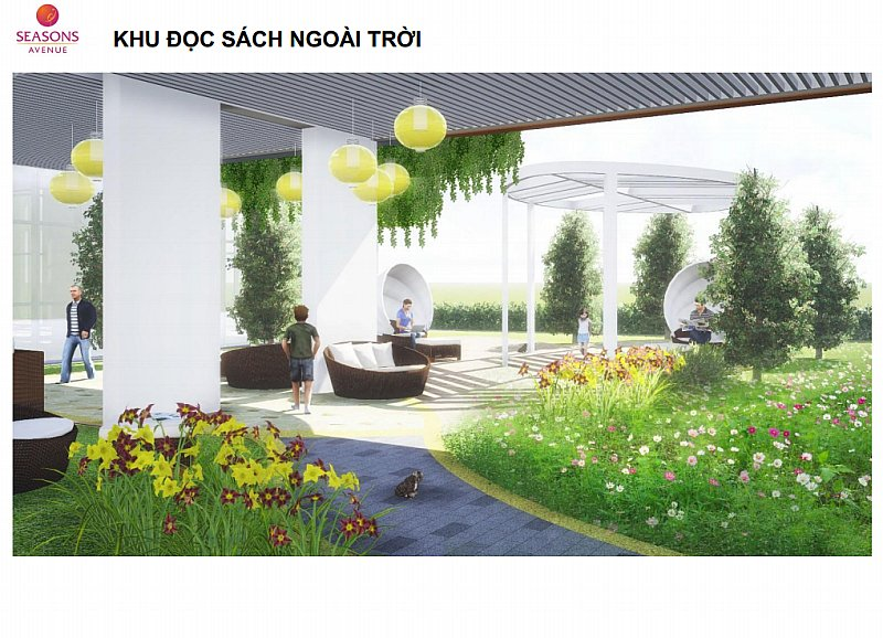 seasons-avenue-Khu-doc-sach-ngoai-troi