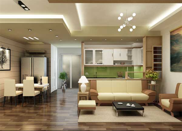 Kết quả hình ảnh cho 3 tiêu chuẩn để đánh giá không gian chung cư cao cấp