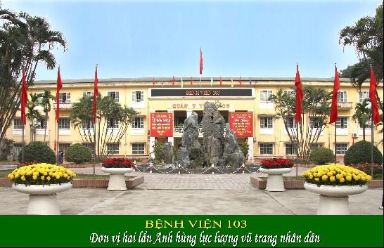 benh-vien-103 gan chung cu tabudec plaza