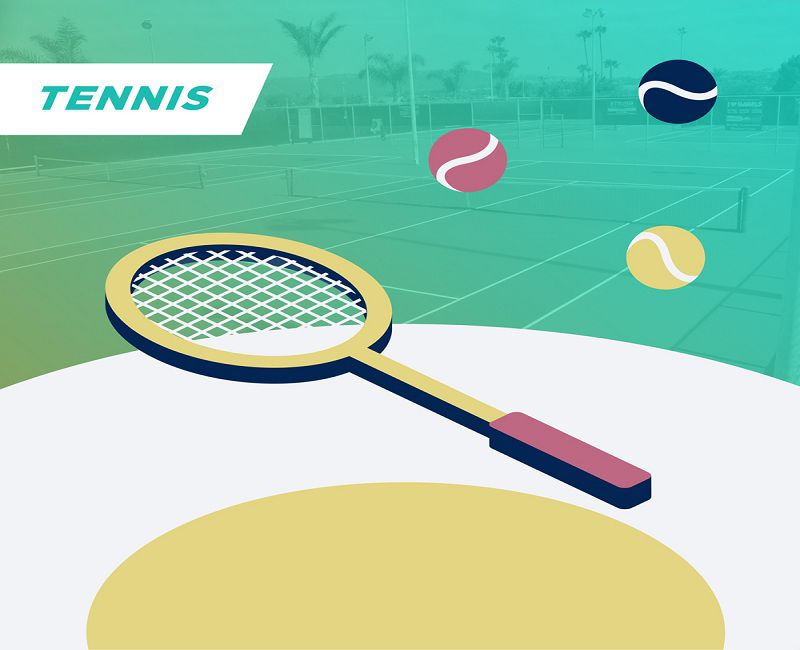 tenis ren luyen suc khoe tai Tay Ho