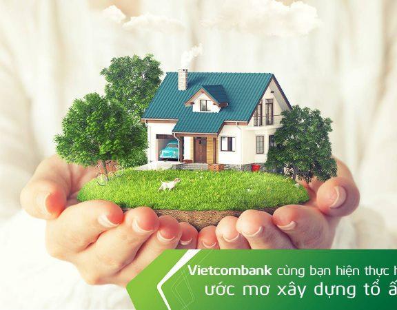 Cho vay hỗ trợ mua nhà ở xã hội/thương mại của Vietcombank