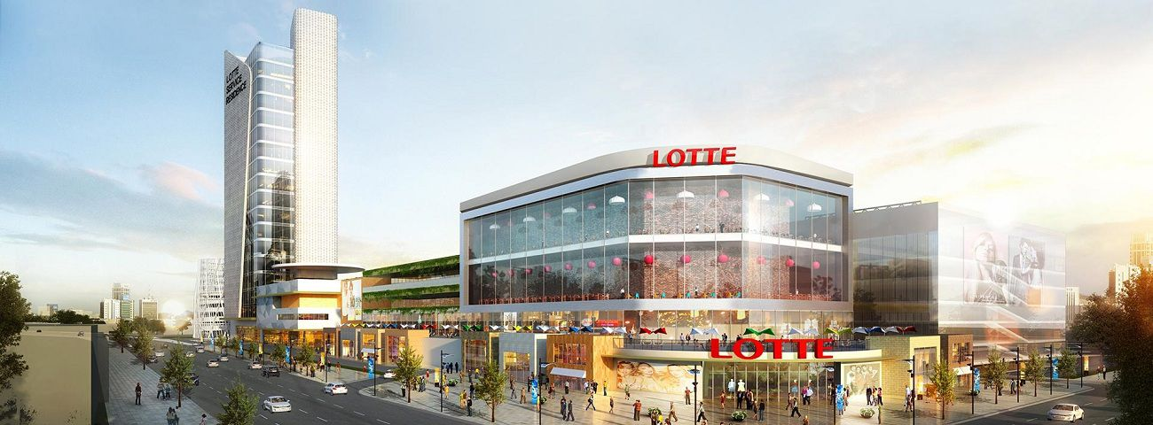lotte mall tay ho tay